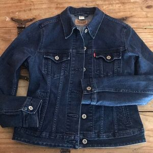 Levi's Denim Jacket 🍂